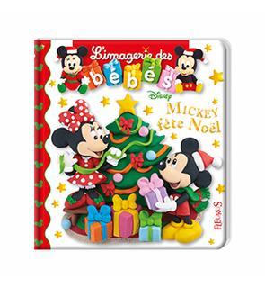 Mickey fête Noël Editions Fleurus